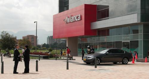 Torre Avianca Oficinas Bogotá